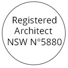 Steven Bayer is a registered Architect of NSW