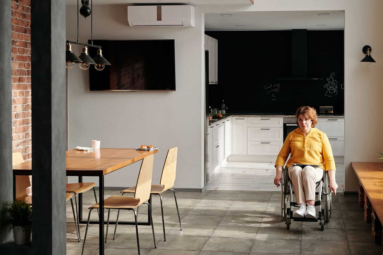 Alchemy Consulting is an accredited specialist disability accommodation