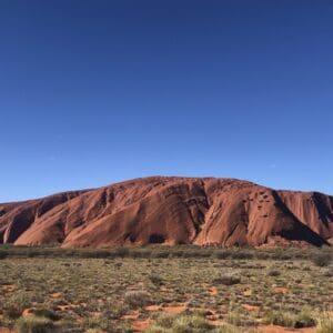 A landscape photograph of Uluru, Australia   Alchemy Consulting  