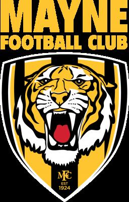 Mayne Football Club Logo