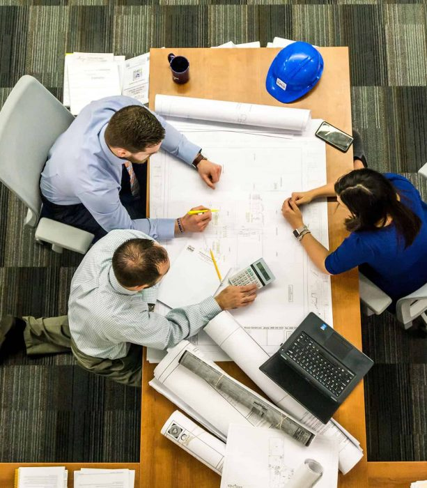 Alchemy can manage the building process by obtaining quotes and managing the contract with builders.