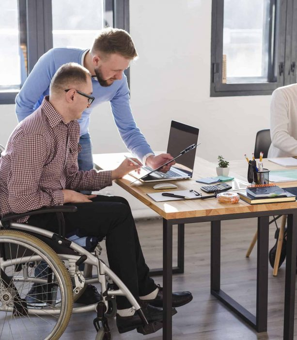 Alchemy Consulting Pty Ltd can provide accessibility and compliance options for all kinds of needs.